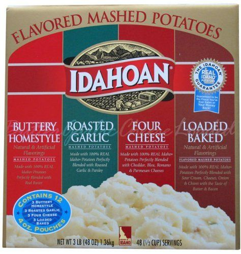 how to make good mashed potatoes from instant potatoes