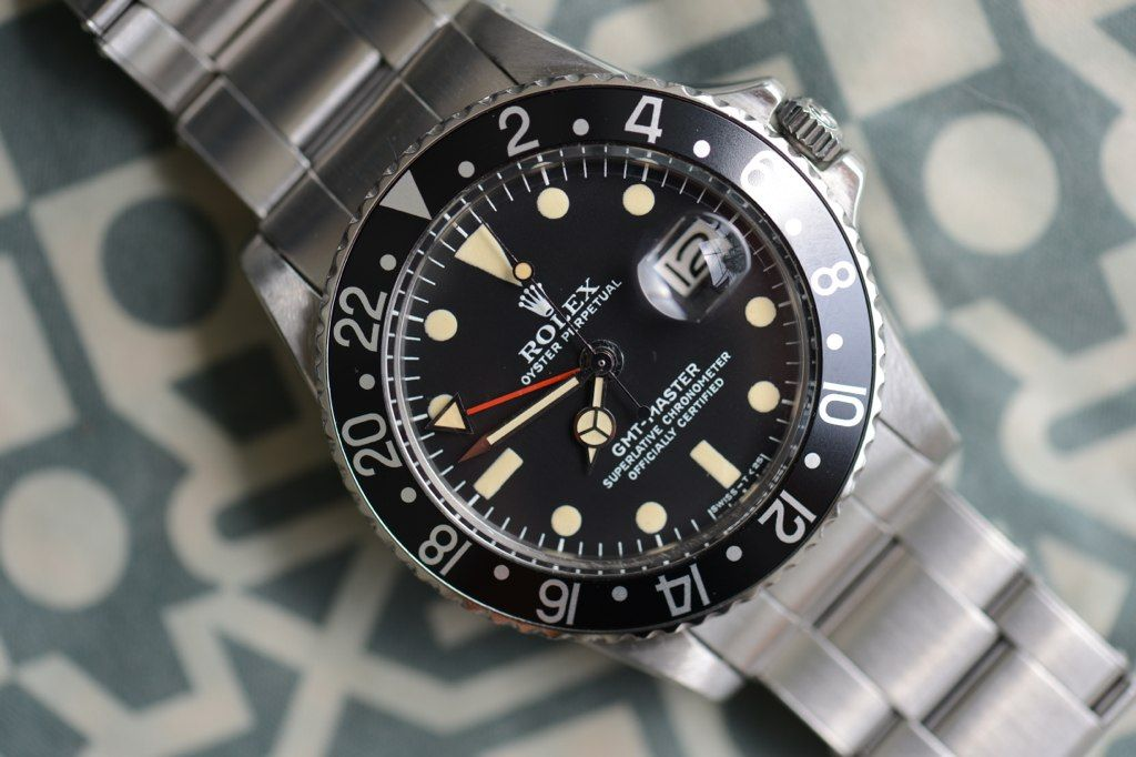 Awesome Rolex GMT ref 1675