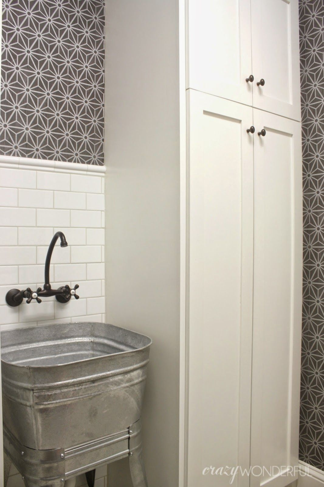 Laundry Room Reveal Laundry Room Laundry Room Organization Laundry Room Makeover