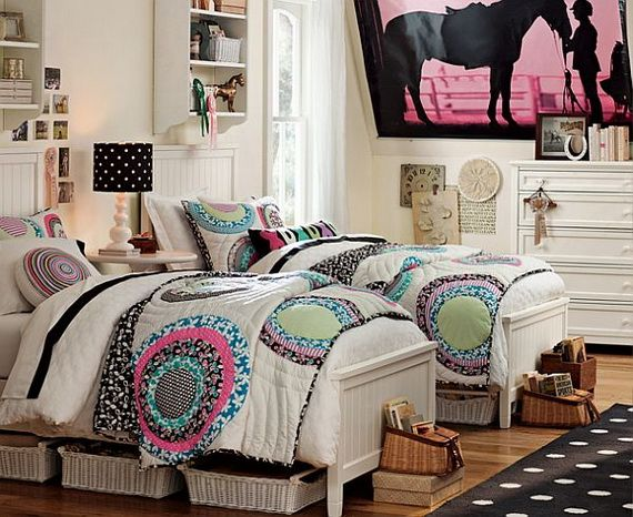 55 Stylish Teen Bedroom Design Ideas Teen Girl Bedroom Pinterest - Teen Room Decorating Ideas