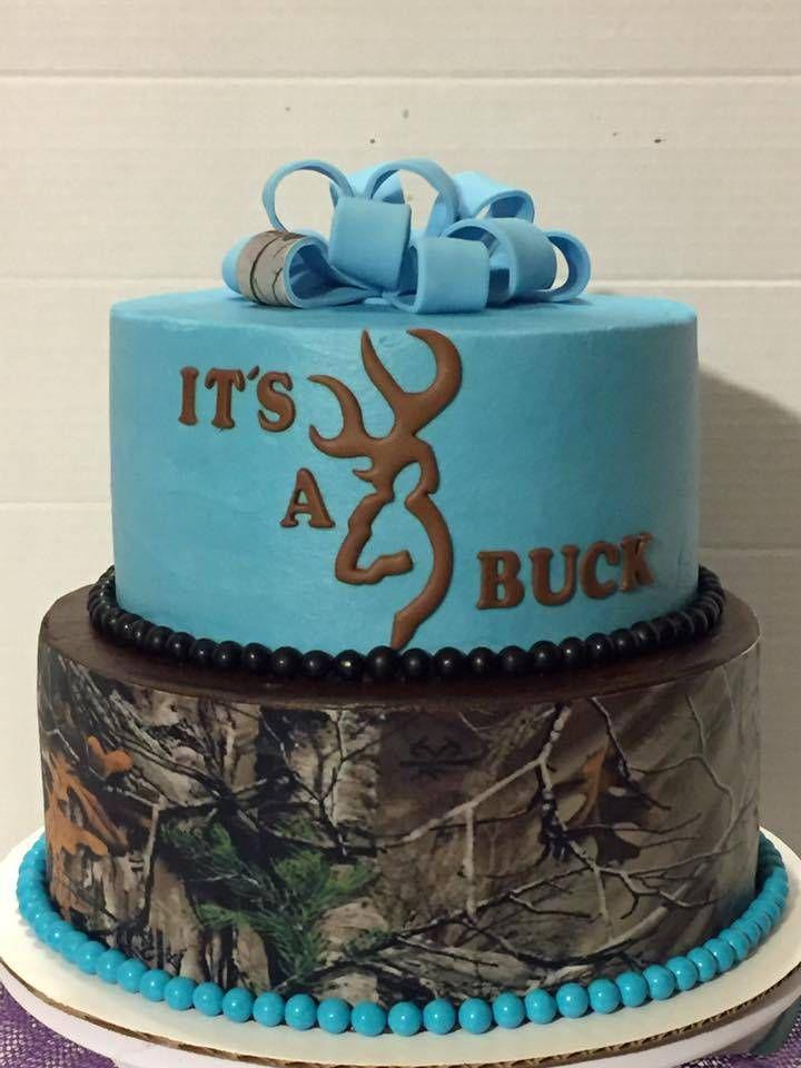 Hunting Baby Shower Cake : hunting, shower, Photo, CustomerCakes, Hunting, Shower, Cake,, Cakes, Boys,