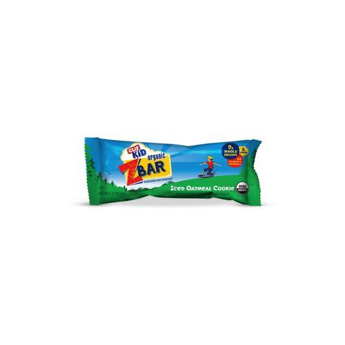 Clif ZBaR, Iced Oatmeal Cookie , 18 Count