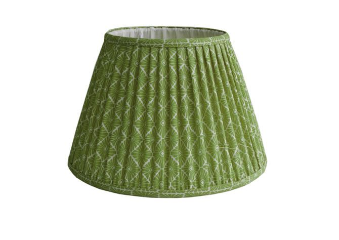 Sunburst jungle pleated empire printed linen lampshades custom sunburst jungle pleated empire printed linen lampshades custom lampshades copper and mozeypictures Choice Image