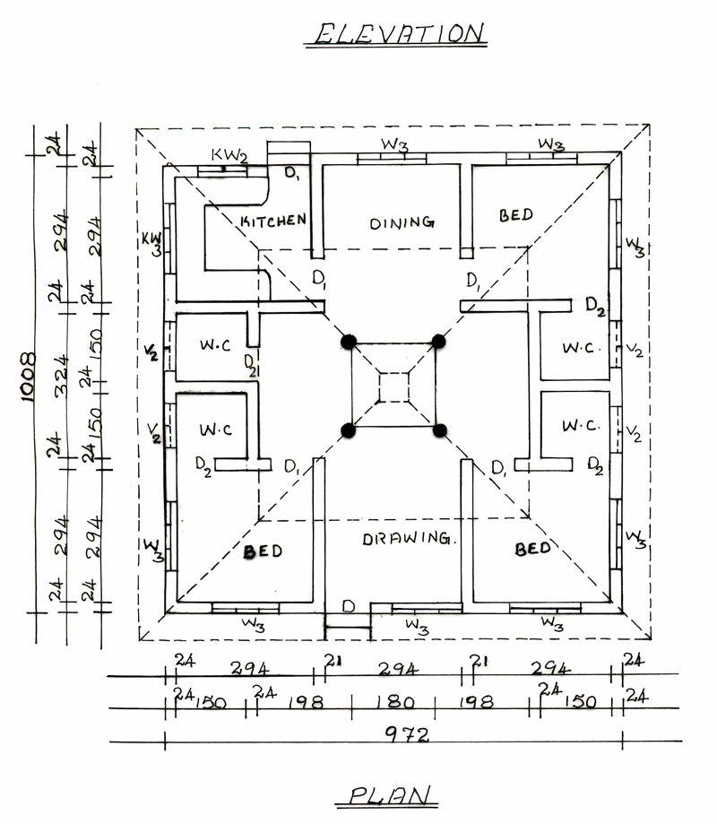South Indian Traditional House Plans Google Search Floor