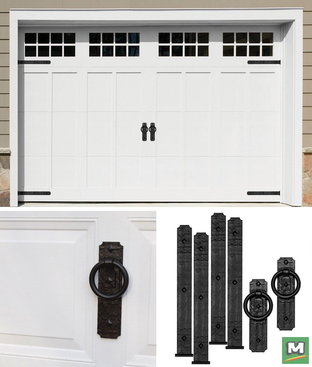 Give Your Garage Door Character In A Matter Of Seconds With