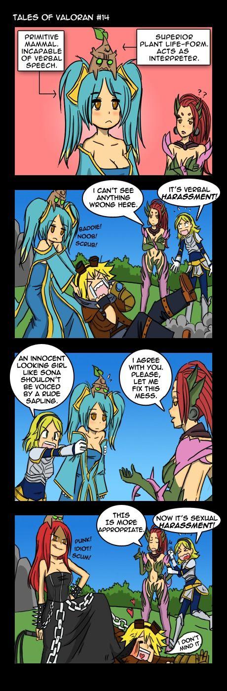 Tales of Valoran #14