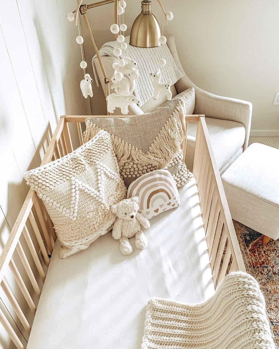 10+ Gender neutral nursery decor inspirations