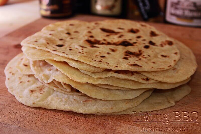 Photo of Make wheat tortillas yourself