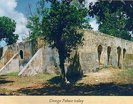 Dunga Palace #Tanzania #Travel