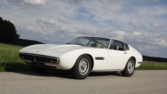 Maserati Ghibli 5000 SS,1969