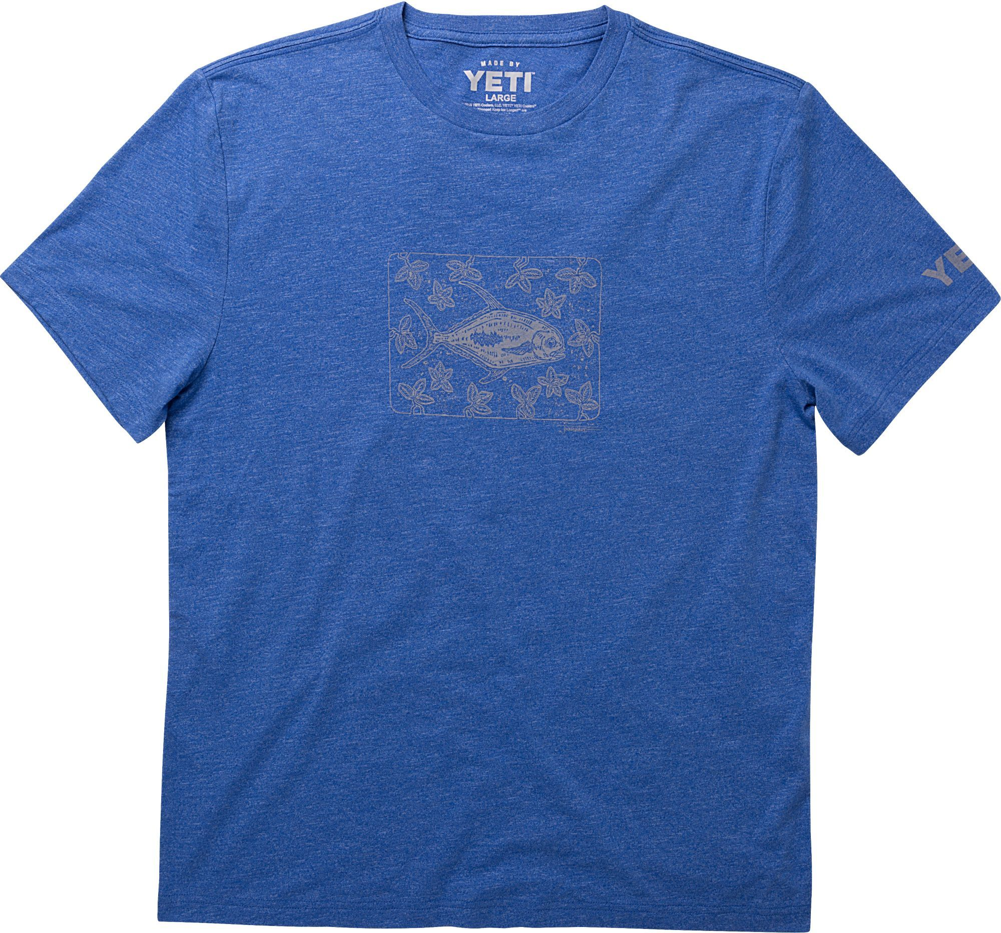 e1ec10fa67cff YETI Men s Permit in Mangroves T-Shirt