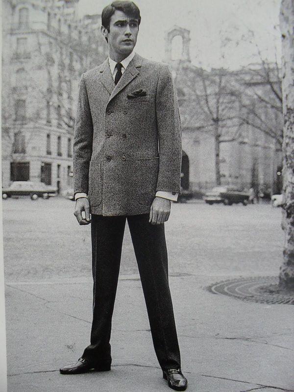 モッズスタイル , 60年代ファッションを解説!!アイビー・ヒッピー・モッズなど