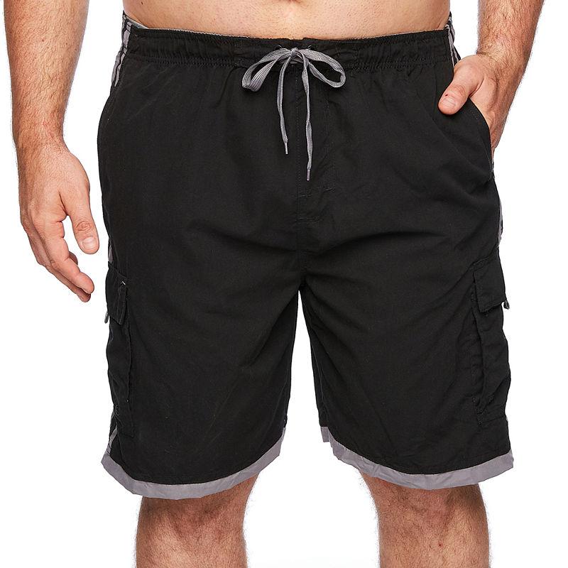1b4b6876a3108 Burnside Swim Trunks Big and Tall | Products in 2019 | Swim shorts ...