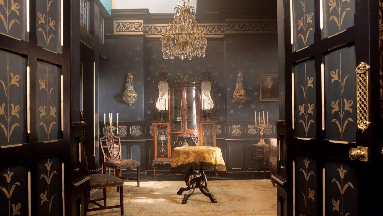 London Apartment Interior