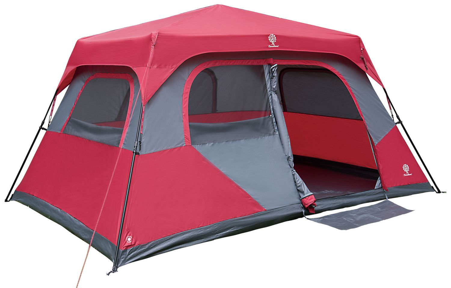 Canadiana 8 Person Instant Hybrid Dome Tent $178  sc 1 st  Pinterest & Canadiana 8 Person Instant Hybrid Dome Tent $178 | camping | rv ...