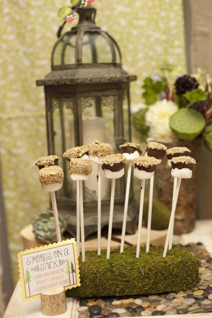 Enchanted Forest/Woodland Fairy Birthday Party Ideas | Photo 6 of 46 | Catch My Party