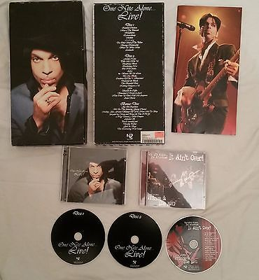 One Nite Alone...Live! by Prince (3 Discs NPG Records) https://t.co/Fs9sB1uUZf https://t.co/VP6BYeYjpO