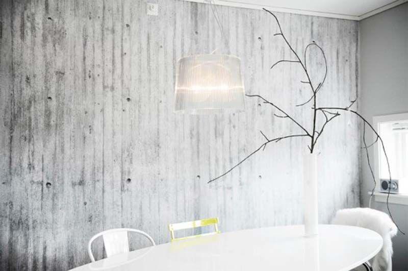 Modern Wallpaper For Walls White Design Contemporary