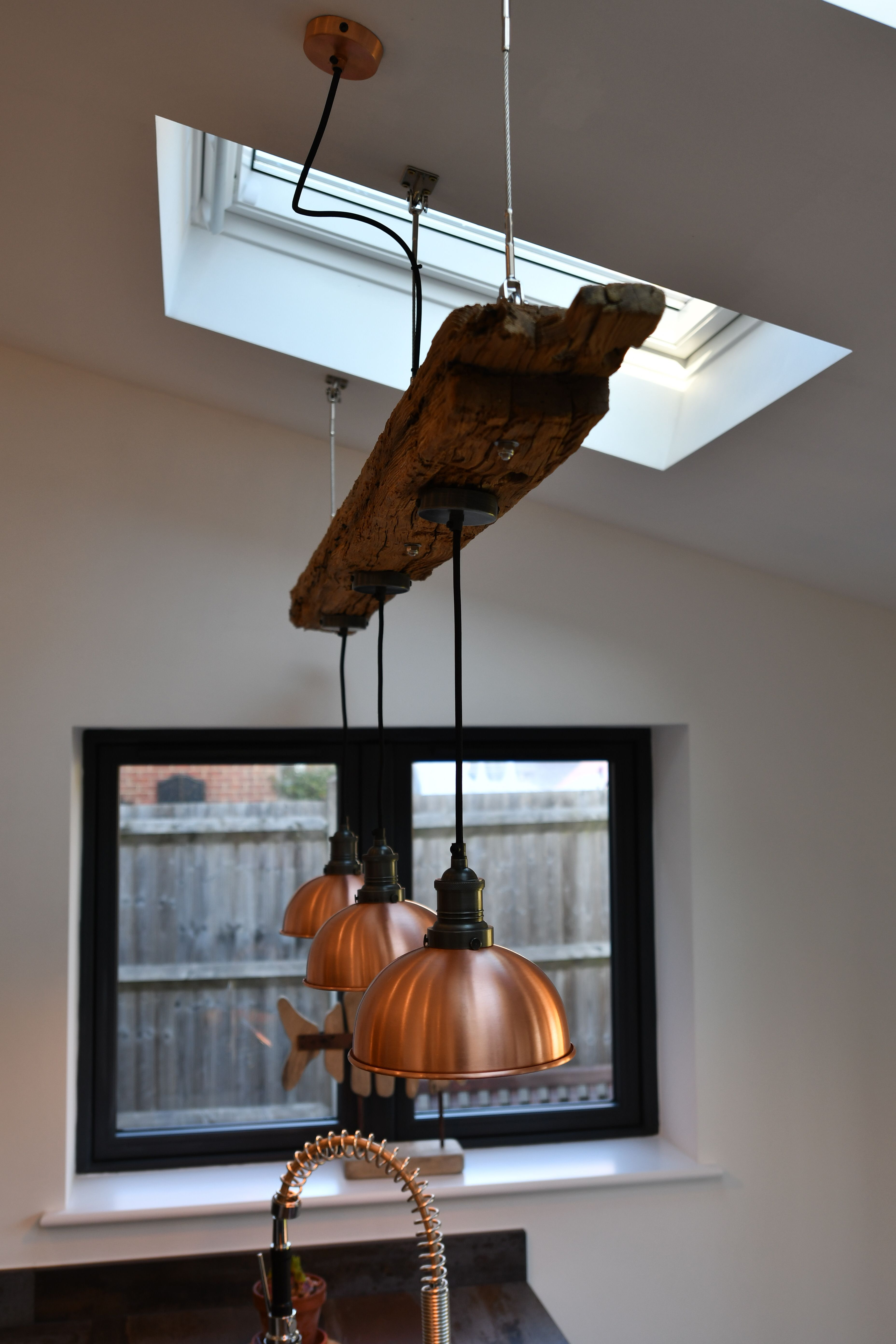 New year interior design ideas by industville ltd copper lights add a warm glow to any given space 📸 image credit nigel