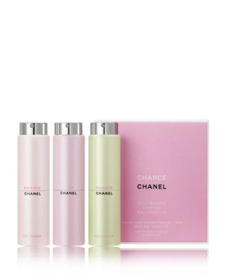 af295e3723e CHANEL 3-Pc. CHANCE Twist And Spray Gift Set