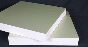 Plant-based Polyurethane Rigid Foam: foam from materials such as
