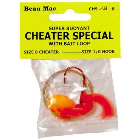 Beau Mac Super Buoyant Cheater Special, Orange
