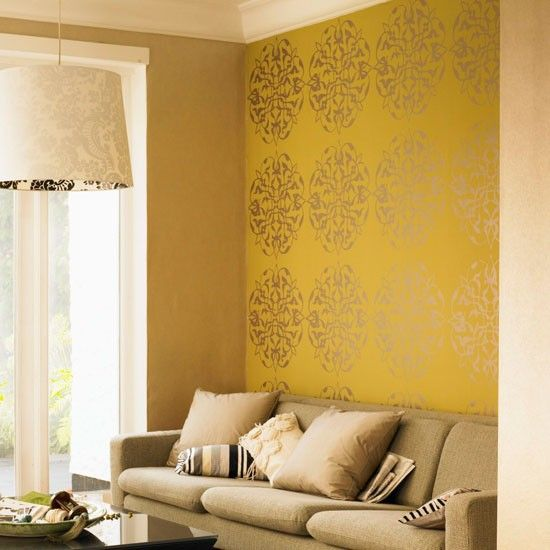 Metallic wallpaper | WALL, FLOOR & CEILING ART-Really Special ...