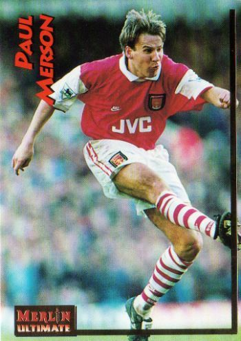Paul Merson, a great player !