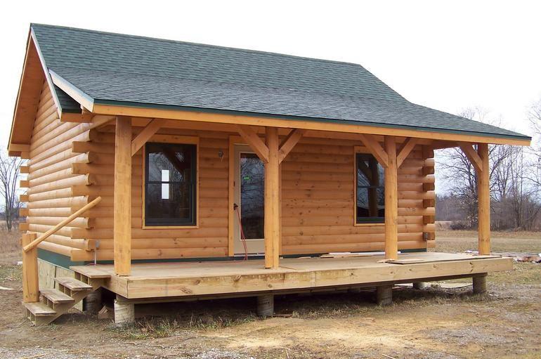 Log Cabin Kits In 2019 Log Cabin Kits Small Log Cabin