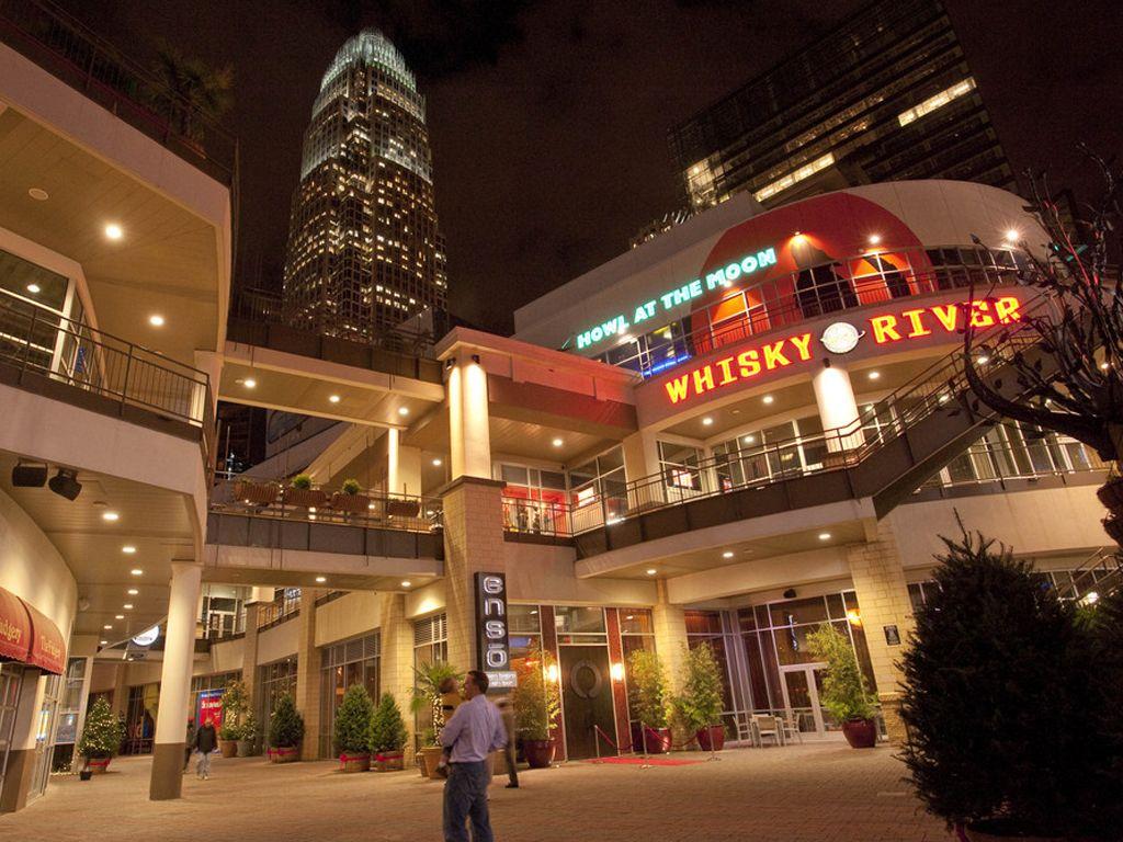 Charlotte Epicenter Restaurants Best