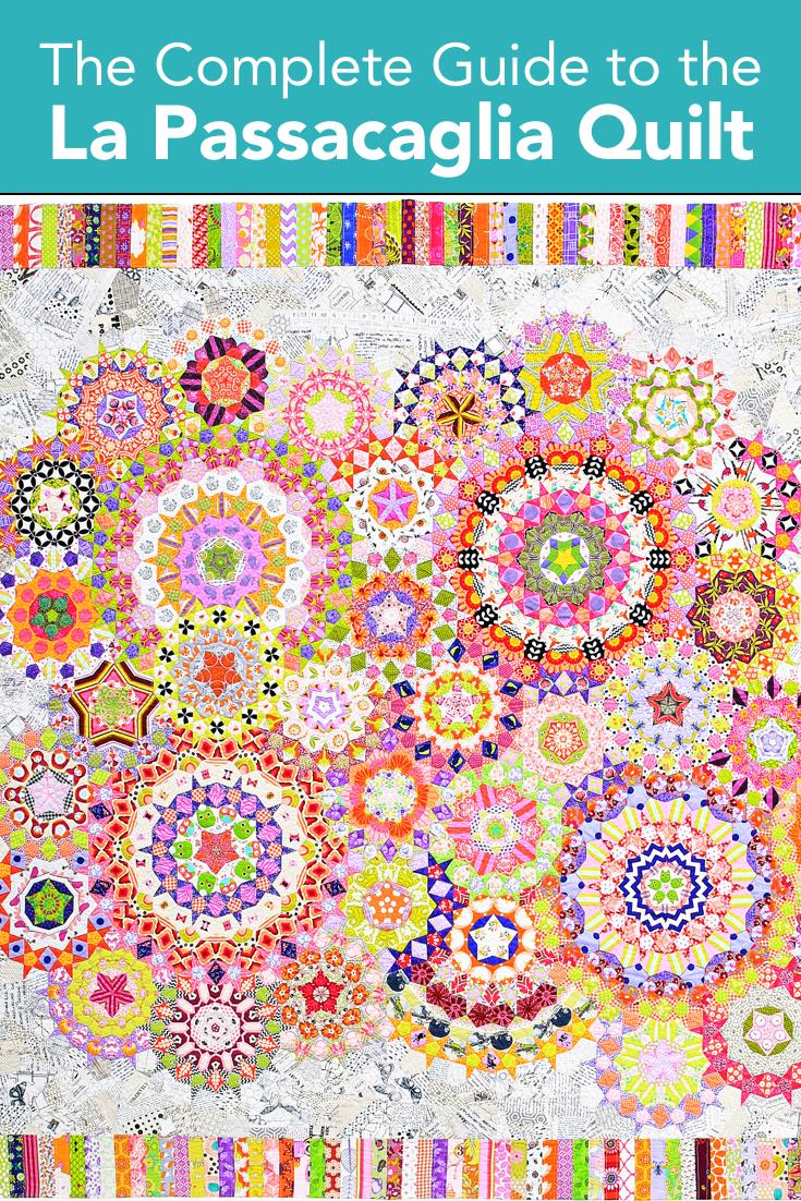Passacaglia quilt | Patchwork Paperpiecing | Pinterest | Patchwork ...