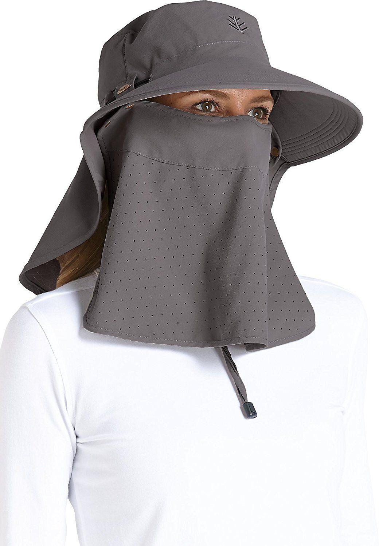 5ba66a635 Coolibar UPF 50 Women's Ultra Sun Hat - Sun Protective * You can ...