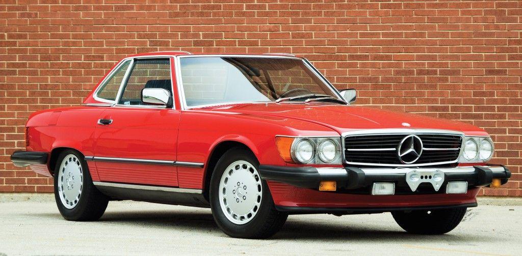 ◆1986 Mercedes-Benz 560SL◆