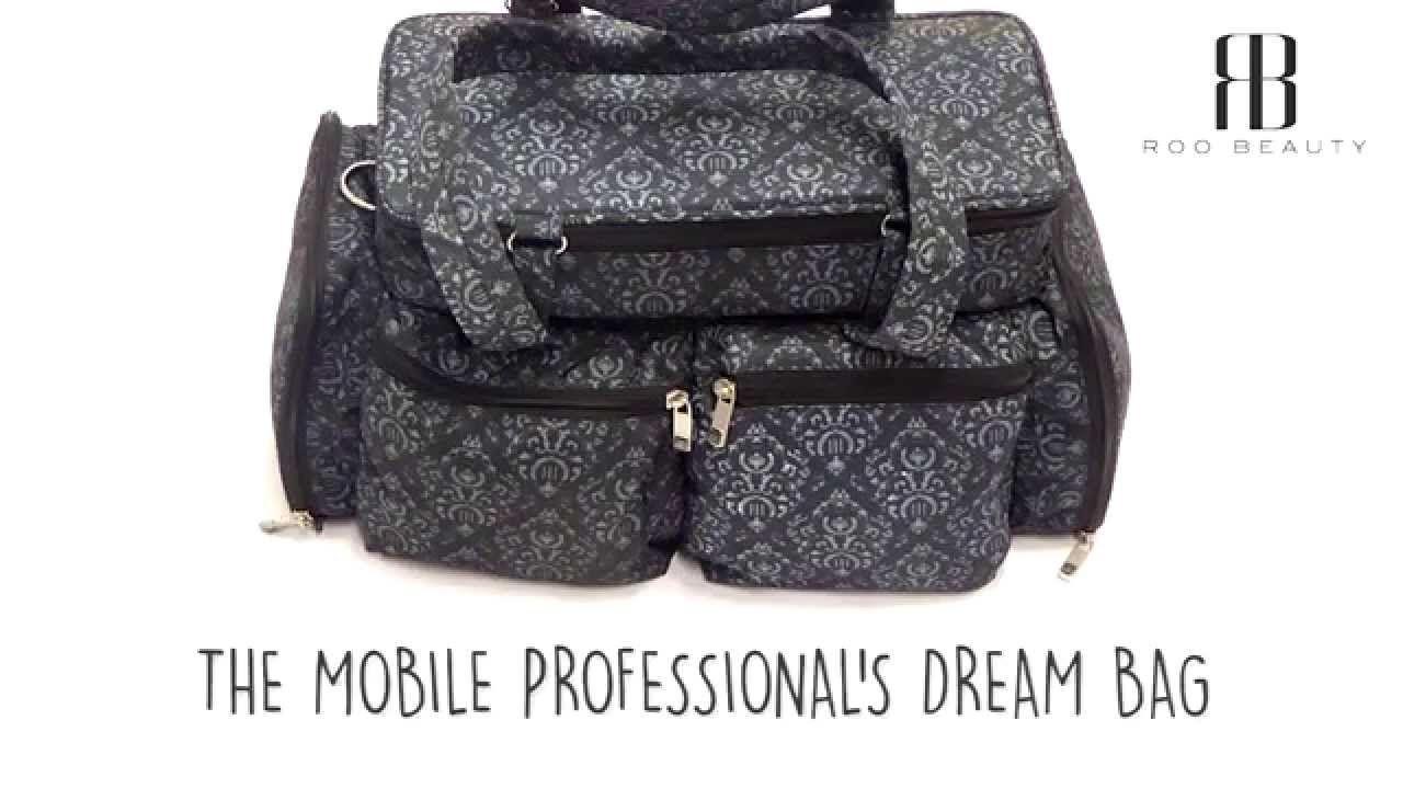 Roo Beauty Nail Tech Bellaroo Bag The Ultimate Mobile Polish
