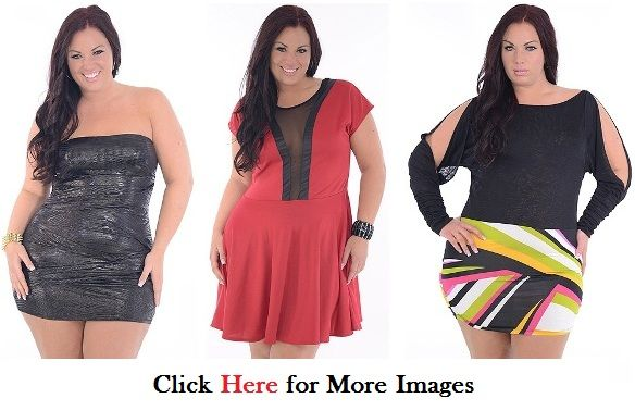 Red Plus Size Nightclub Dresses Too Good Care And So Fly Plus