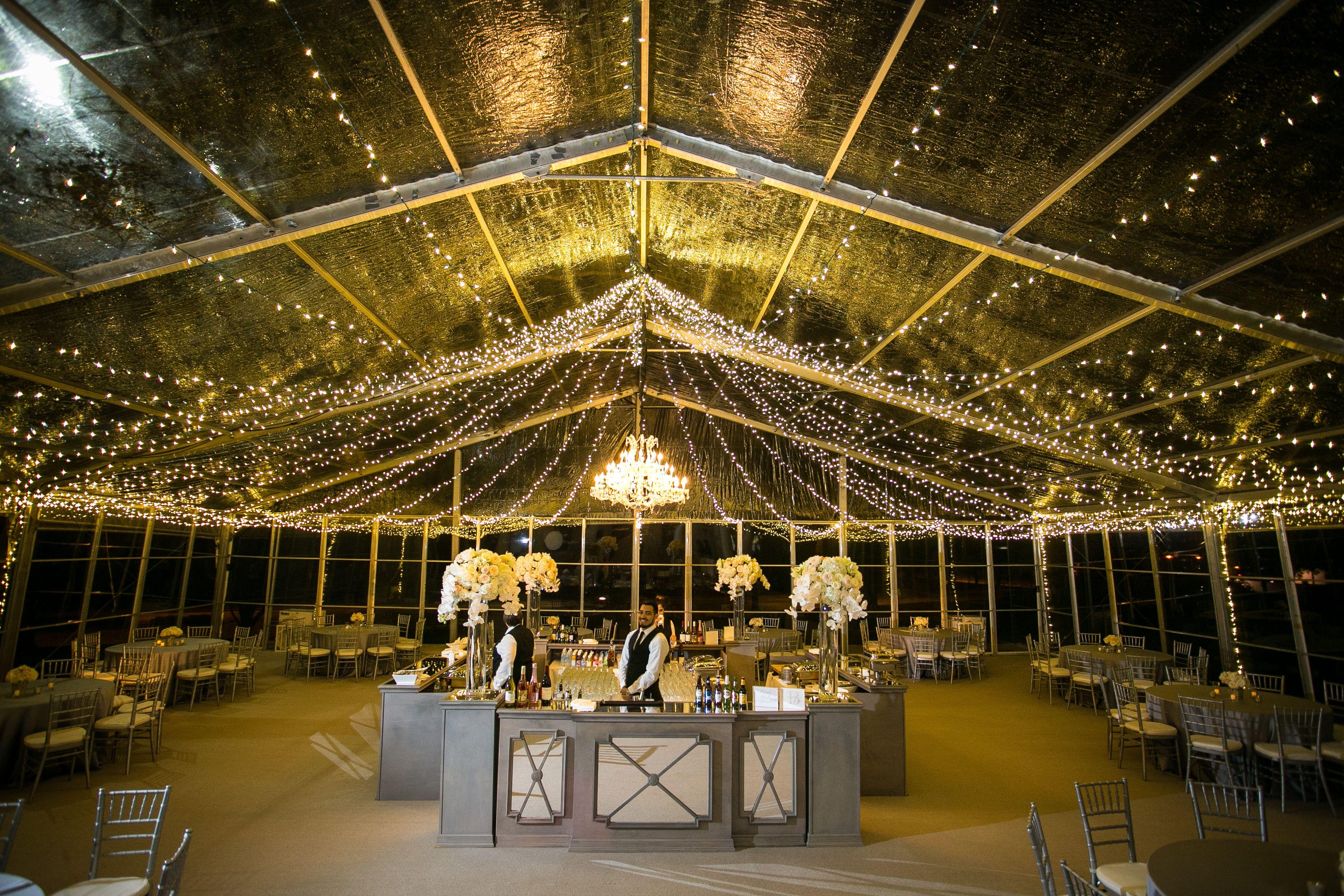 Wedding Reception At Arlington Hall