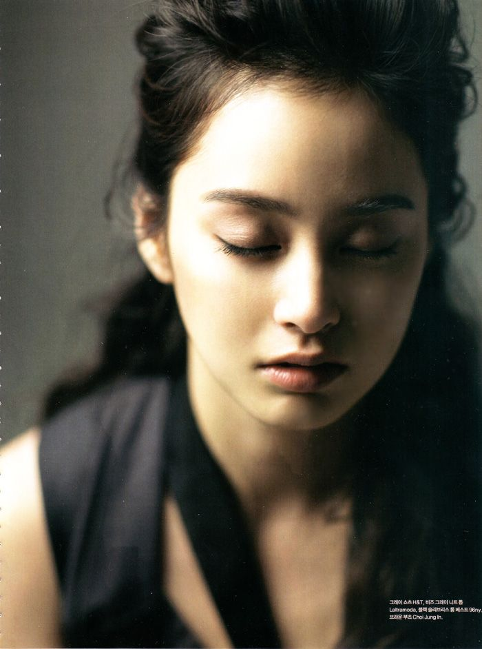 Kim Tae Hee - so pretty!