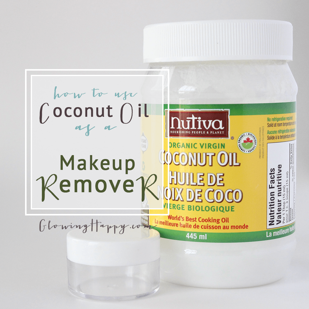 How to use Coconut Oil as an Eye Makeup Remover. By