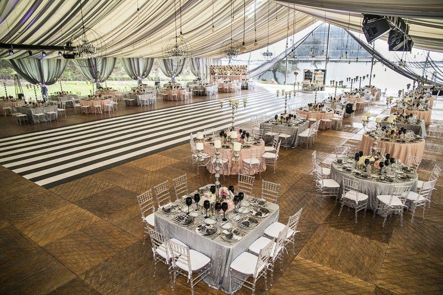 Puerto Vallarta Destination Wedding Wedding table