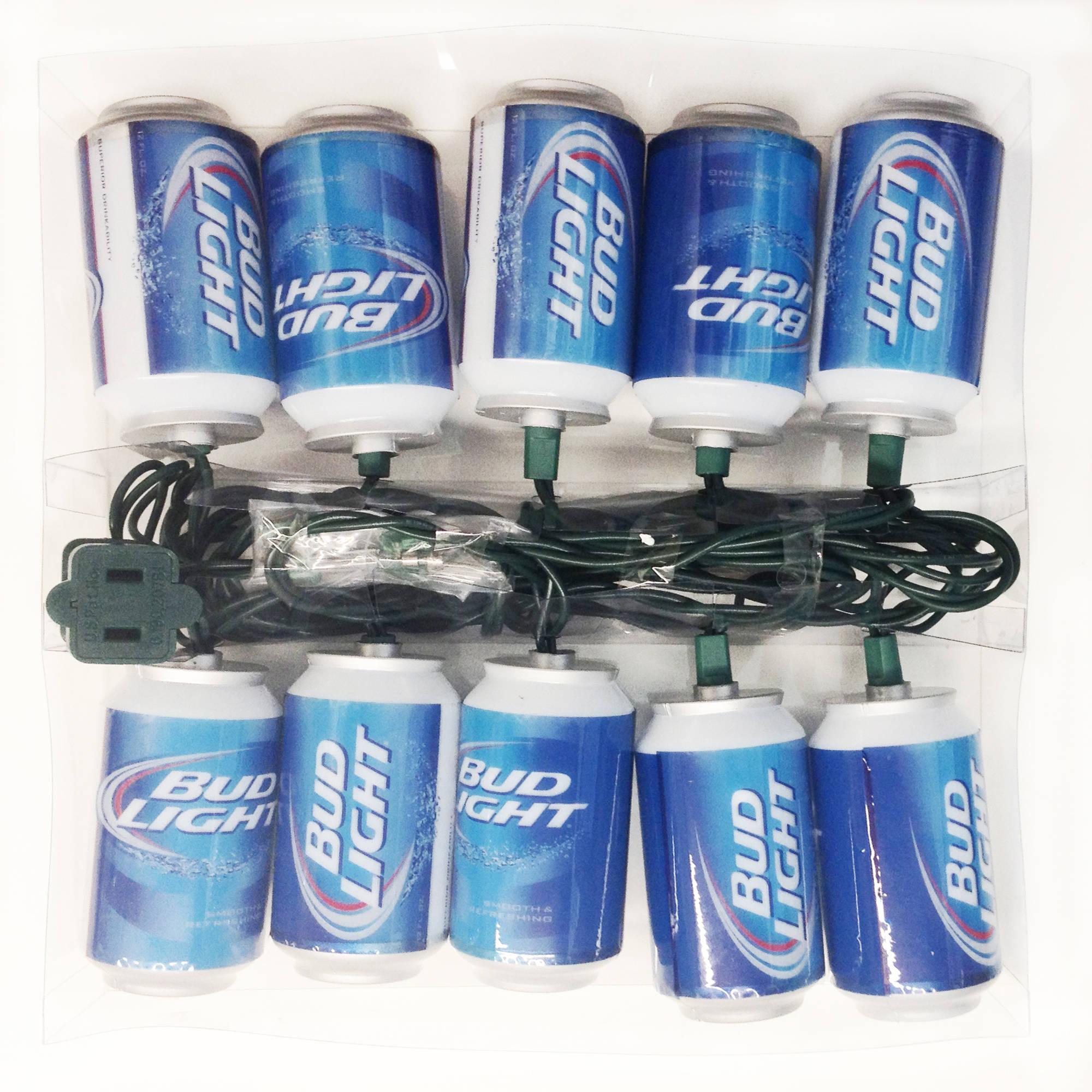 Home Bud light beer, Bud light can, Can lights
