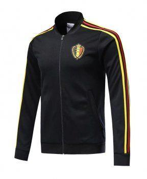 2018 Uniform Belgium Replica Football Black Jacket  BFC596   2cf35d4b9