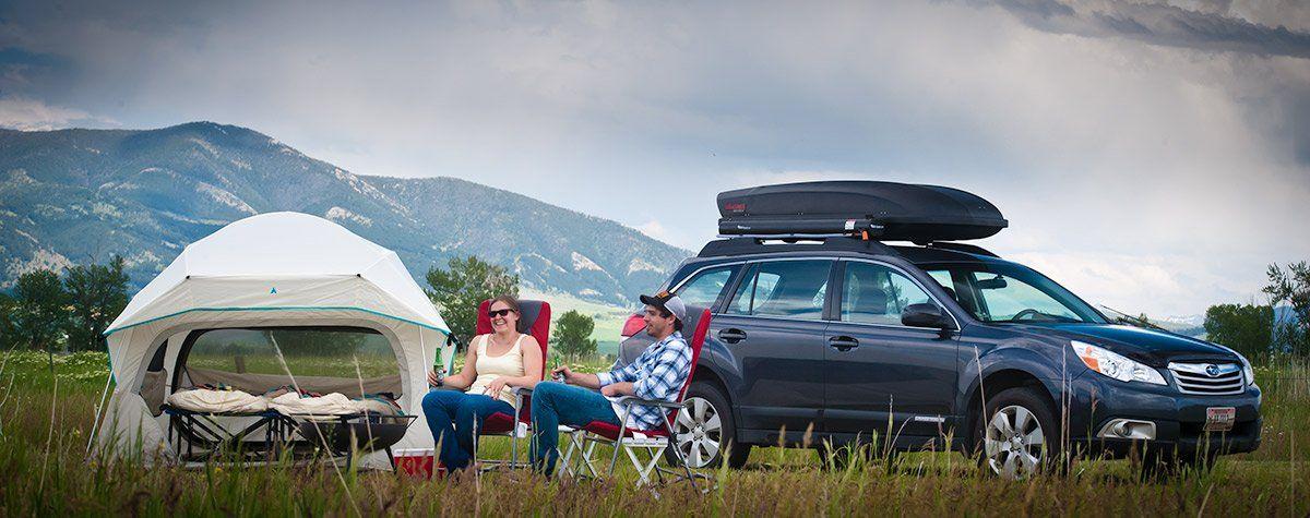 Car Rental and Outdoor Gear Rentals for Bozeman, Montana