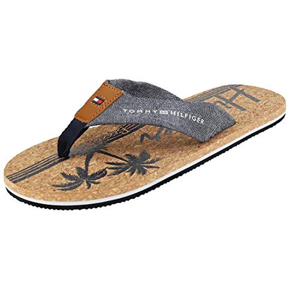 Continuar vídeo viuda  Tommy Hilfiger Chambray Beach Sandal Chanclas para Hombre #Zapatos y  complementos #Zapatos #Zapa… | Chanclas tommy hilfiger, Flip flops de hombre,  Sandalias bonitas