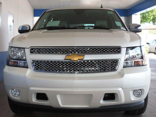 2014 Chevrolet Tahoe LTZ Facelift