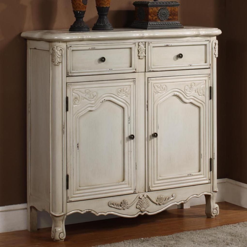 how to paint antique white furniture - Shabby Chic Antique White Dresser  #ShawFloors Shabby But - How To Antique White Furniture Antique Furniture