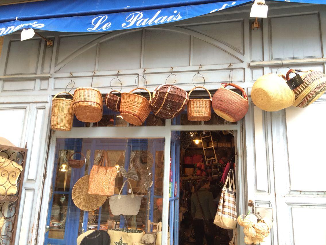 Basket Shop - Nice, France | French Obsessed | Pinterest | Nice ...