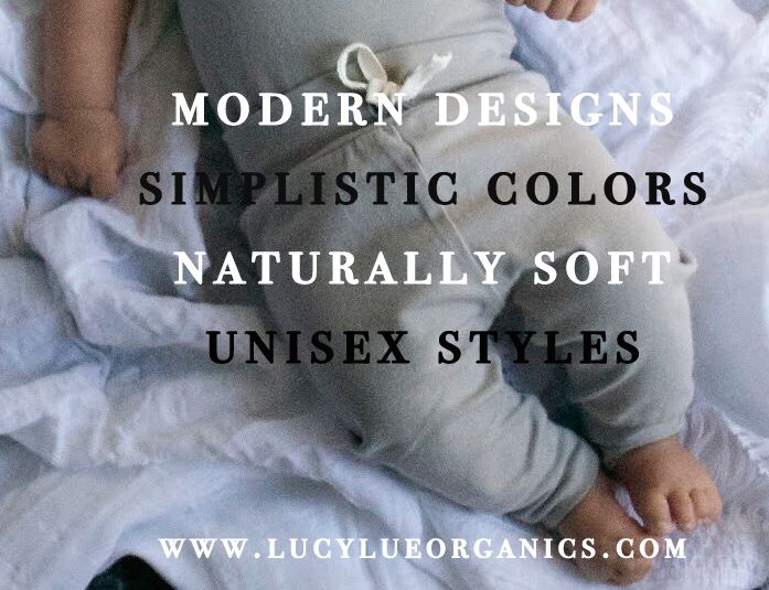 552b43838 Shop the best in organic baby clothes with Lucy Lue Organics ...