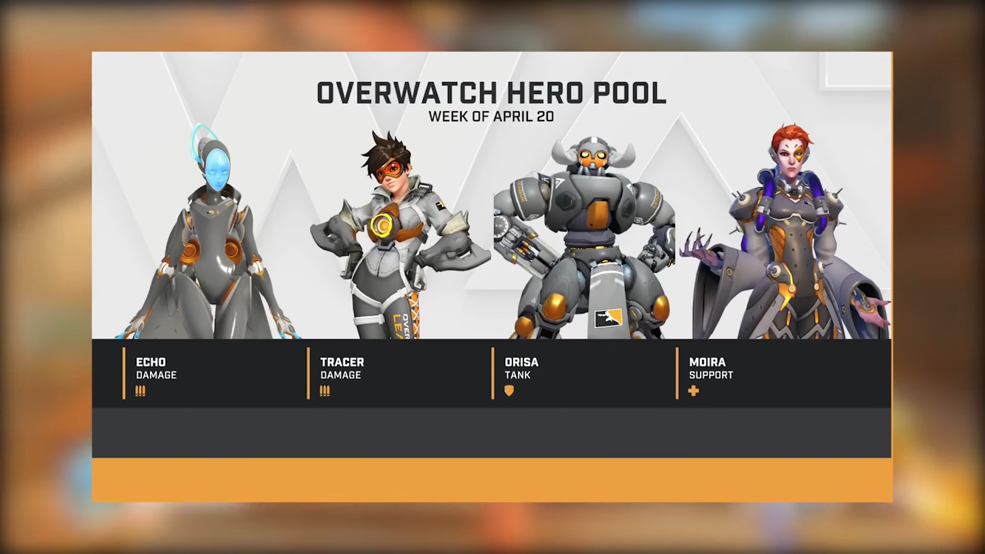 Overwatch Lead Designer Jeff Kaplan Directly Responds To Hero Pool Concerns Blizzard Overwatch Overwatchleague Pcmac Pl Overwatch Hero Video Game News