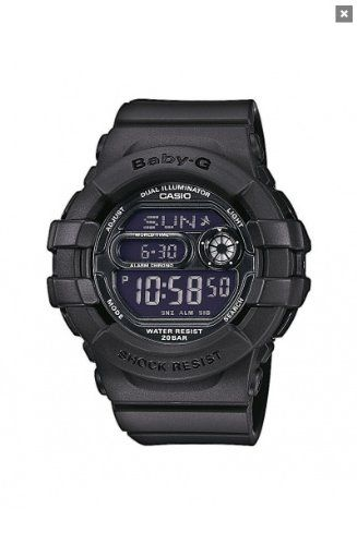 9ceeb1fd509 Casio BGD-140-1AER Ladies BABY-G Black Watch   Check out the image by  visiting the link.