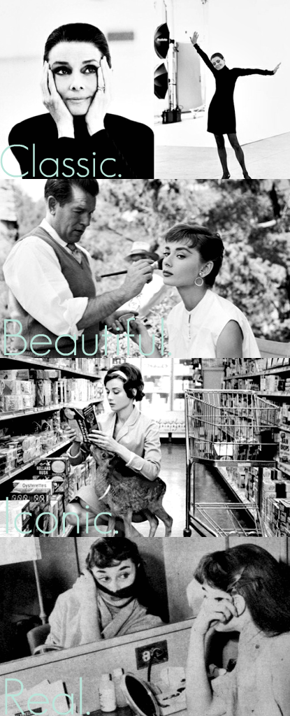 Beauty Icon: Audrey Hepburn